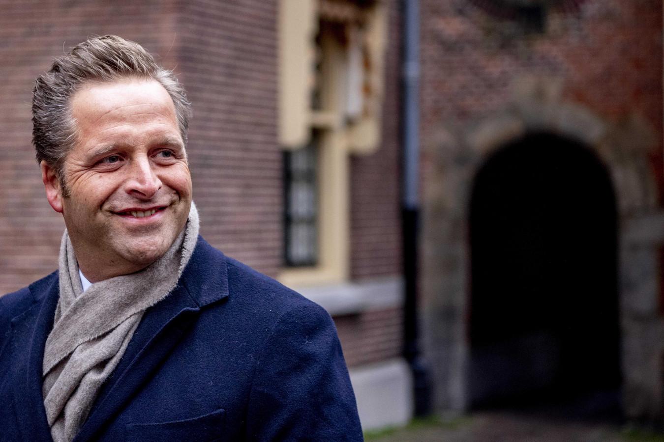 Minister Hugo de Jonge van VWS.