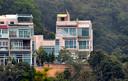 De inmiddels doorverkochte villa in Hongkong.
