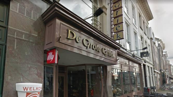 Dordts restaurant De Grote Griek gaat na anderhalf jaar dicht te zijn geweest ook niet meer open