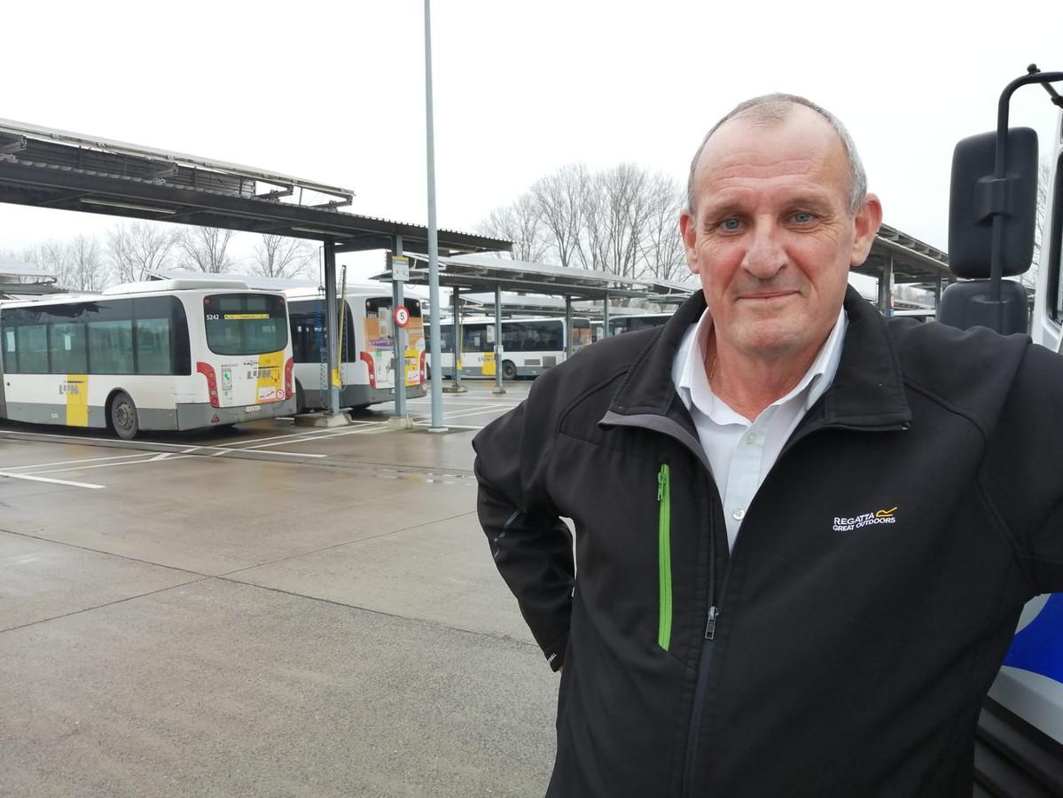 """Glenn Verbrugghe, de heldhaftige buschauffeur uit Zedelgem: """"Ik zou het zo opnieuw doen."""""""