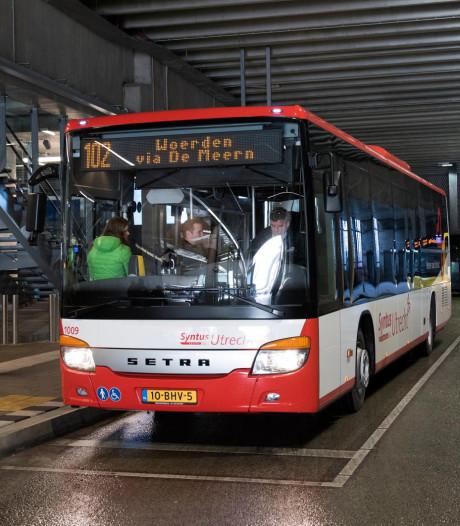 Vervoerder Syntus komt met nieuwe dienstregeling in Utrecht