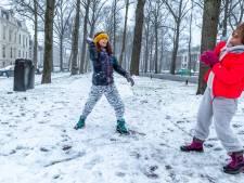 Winterweer op komst in Utrecht: centimeters sneeuw en een gevoelstemperatuur van -8