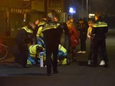Jonge vrouw zwaargewond na val van fiets