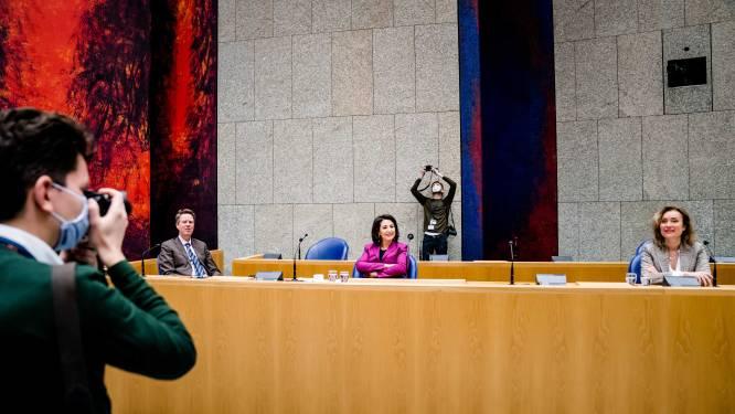 Vera Bergkamp (D66) verslaat Arib en is nieuwe Kamervoorzitter: 'Dit is de Champions League'