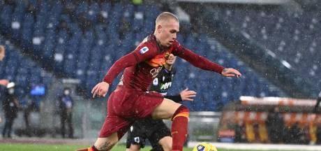 Karsdorp helemaal opgeleefd bij AS Roma: 'Ik ga nu niet roepen dat ik in Oranje hoor'