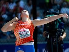Corinne Nugter voor zevende maal op rij kampioene discuswerpen