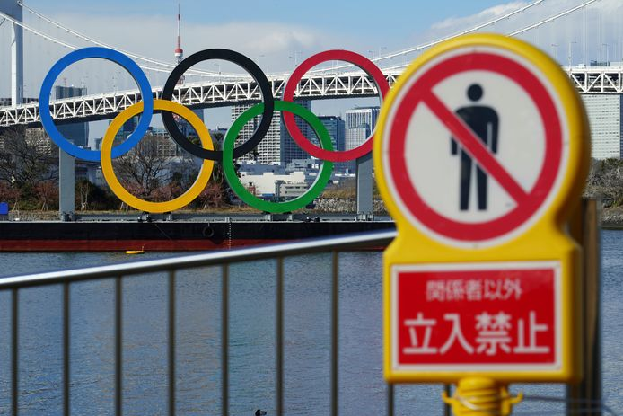 Steeds meer mensen in Japan vinden dat de Olympische Spelen niet moeten doorgaan.