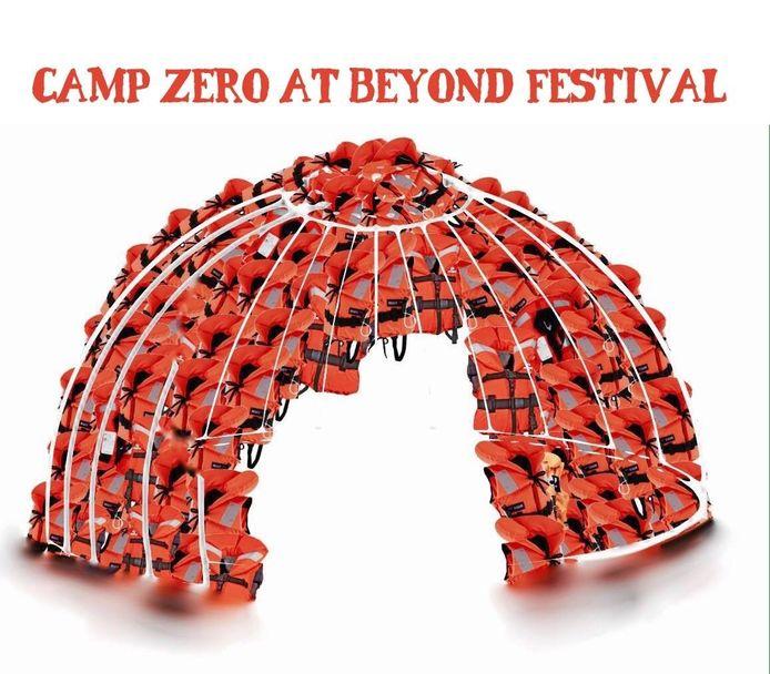 Een ontwerp voor Camp Zero.
