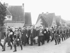 Route massadeportatie wordt historische tocht
