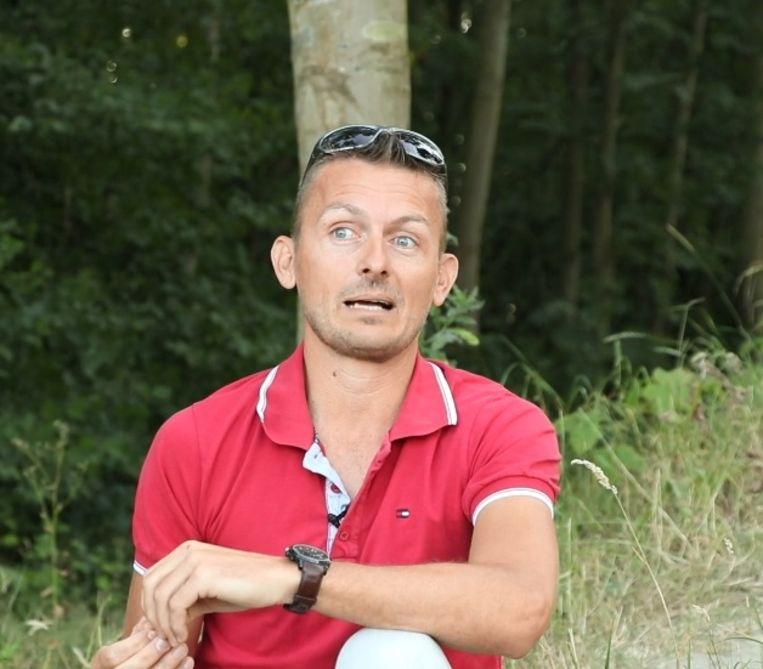 Keesjan de Kruijf vertelt in een filmpje over zijn eigen 'vernieuwing'. Beeld