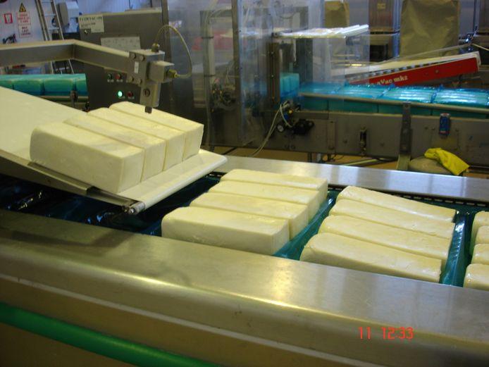Milcobel is een van de belangrijkste Europese aanbieders van mozzarella voor pizza of plakjes.