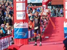 Loodzware 'Ironman' lonkt weer voor blije triatleet Evert Scheltinga