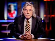Johan Derksen stopt met tv: 'Het gaat me tegenstaan'