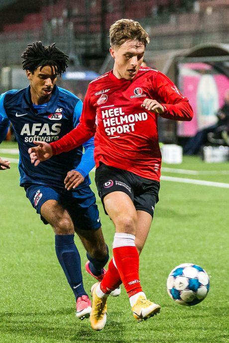 Samenvatting   Helmond Sport - Jong AZ