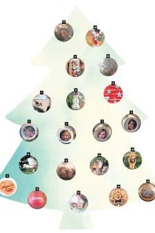 Een kerstboom vol mooie verhalen