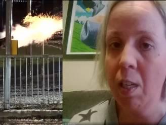 """Vlaamse getuigt over rellen in Belfast: """"We zijn gewaarschuwd, stad is ontruimd"""""""