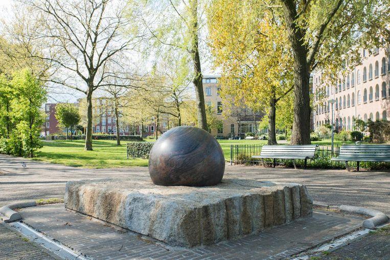 Kogelbron bij Oosterburgerpark Beeld Charlotte Odijk