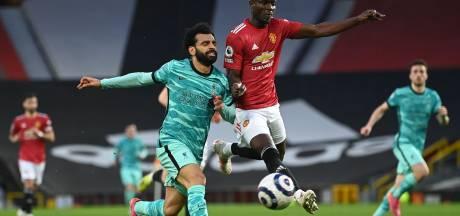 Liverpool mag blijven hopen op Champions League na zege bij Manchester United