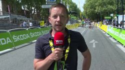 """Kroniek van de aangekondigde massaspurt in Toulouse: """"Aankomst is voor snelle sprinters type Groenewegen"""""""