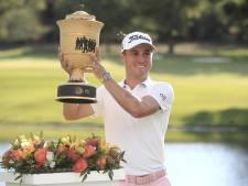 Golfer Thomas terug op eerste plaats wereldranglijst