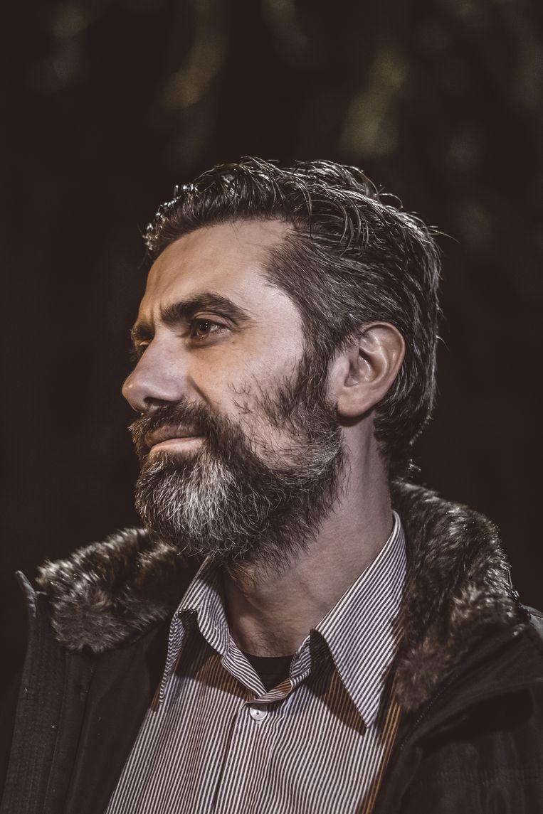 Ahmet Koç wil een Vlaamse multiculturele partij, voor de lokale verkiezingen in 2018.<br /> Beeld Wouter Van Vooren