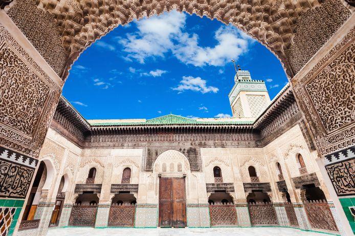 Het toestel kwam uit de Marokkaanse stad Fez.