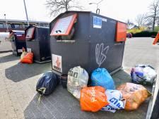 Boete in Eindhoven voor bijzetafval: 100 euro