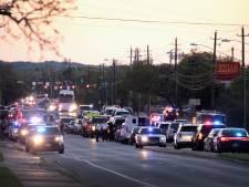 Verdachte bompakketten Austin overleden, agent gewond