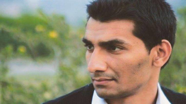 Universiteitsdocent Junaid Hafeez.