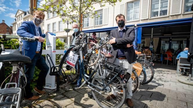 Elektrische fiets opladen kan voortaan gratis in Schapekoppenstraat