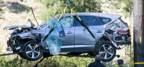 """Accident de voiture de Tiger Woods: """"Une cause a été déterminée"""""""