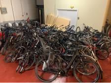 La police met la main sur 56 vélos volés à Molenbeek