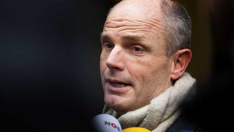 Minister van Wonen Stef Blok (VVD) Beeld anp