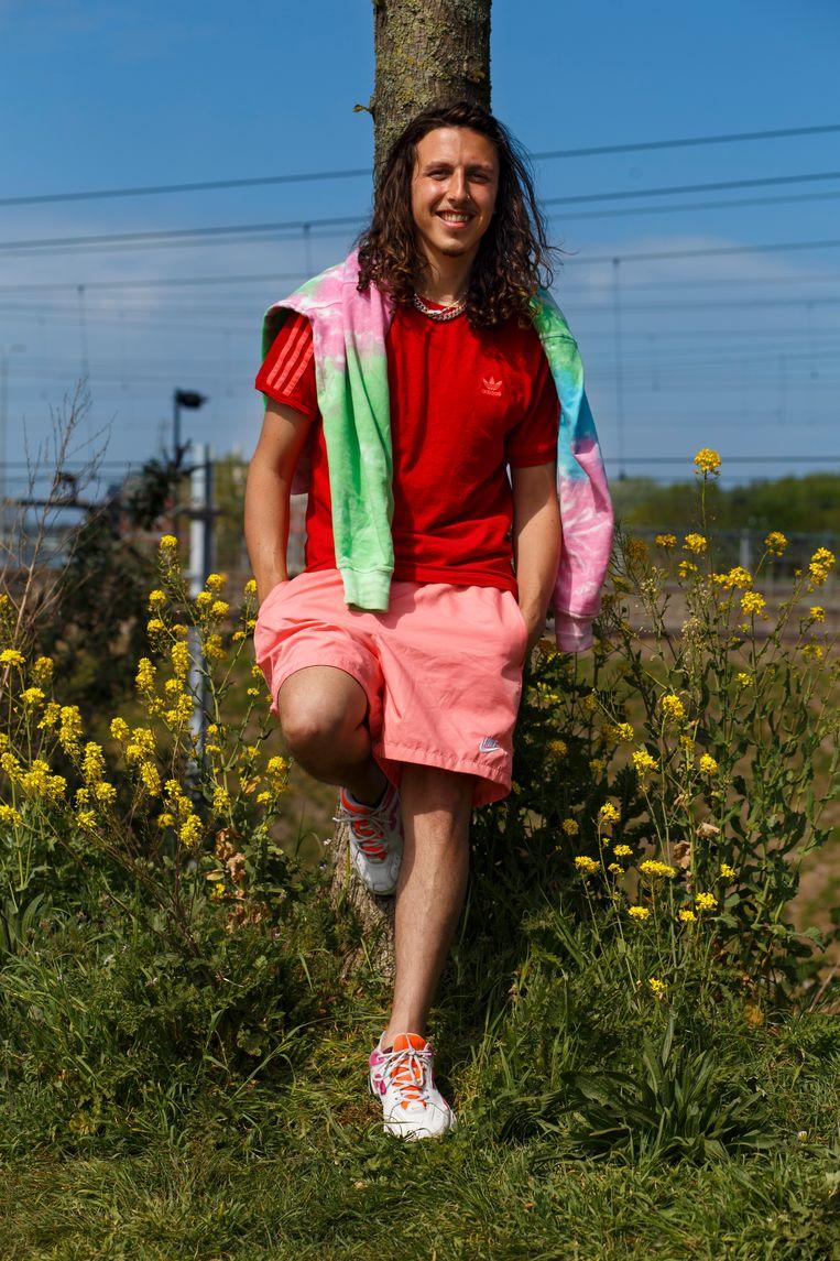 Ramon Ginton (28) Beeld Carly Wollaert