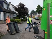 Droombaan: Voor één dag de 'ingooier' bij de vuilniswagen in Helmond
