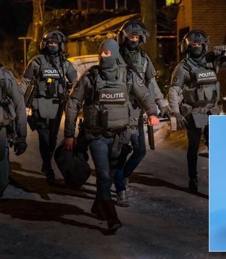 Buren terreurverdachten blijven vertwijfeld achter: 'Geen man met lange baard en jurk'