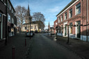 De Grotestraat in het centrum van Gendringen