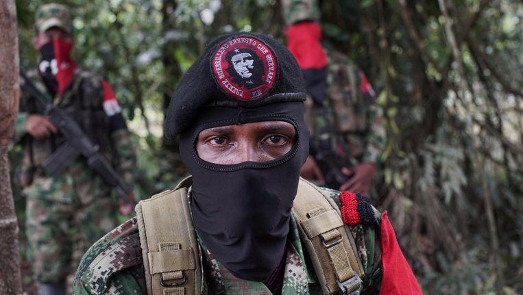 De rebellen hebben decennialang Colombia geteisterd. De afgelopen jaren nam het aantal leden enorm af.