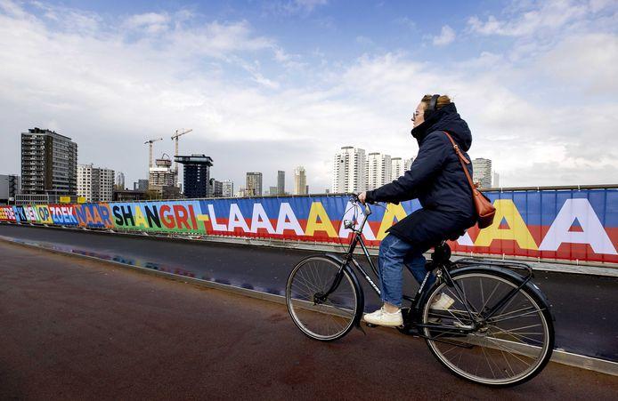 Rotterdam moet fietsstad nummer 1 worden.