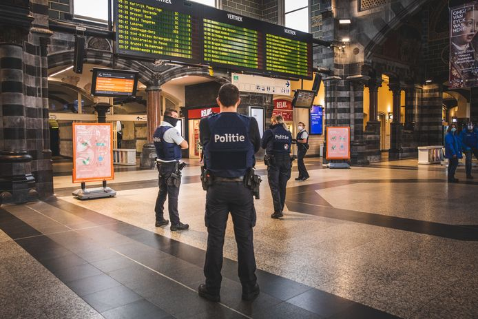 Een 20-jarige is veroordeeld tot een werkstraf van 60 uur nadat hij in september aan het Gentse Sint-Pietersstation een jongen in de nek een elektrische schok toediende met een taser