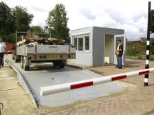 Milieustraat in Hank weer open op zaterdag: tuinafval mag, hard plastic en vlak glas nog niet