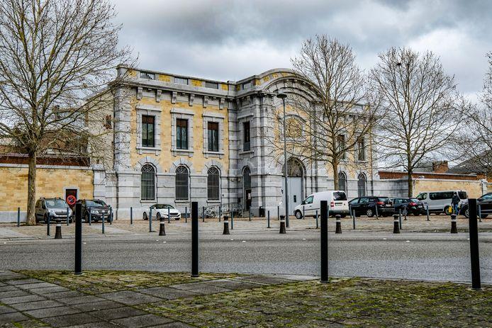 La prison de Namur est en quarantaine.