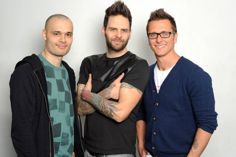 5ive in 2015: Sean, Scott en Ritchie