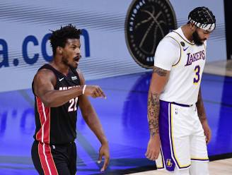 Miami Heat brengt weer spanning in NBA-finale tegen LA Lakers