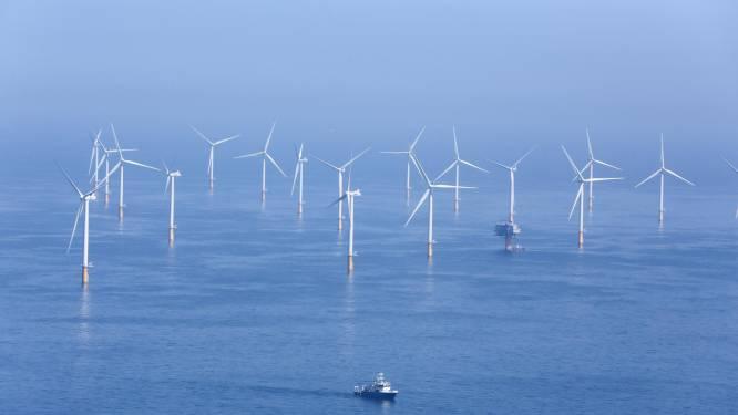 Weldra 600 windmolens op zee
