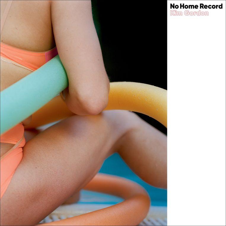 'No Home Record' is het eerste soloalbum van Kim Gordon. Beeld rv