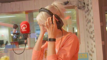 Heidi Van Tielen krijgt te horen dat ze gaat draaien op de Student Kick-off in Gent... voor 30.000 man
