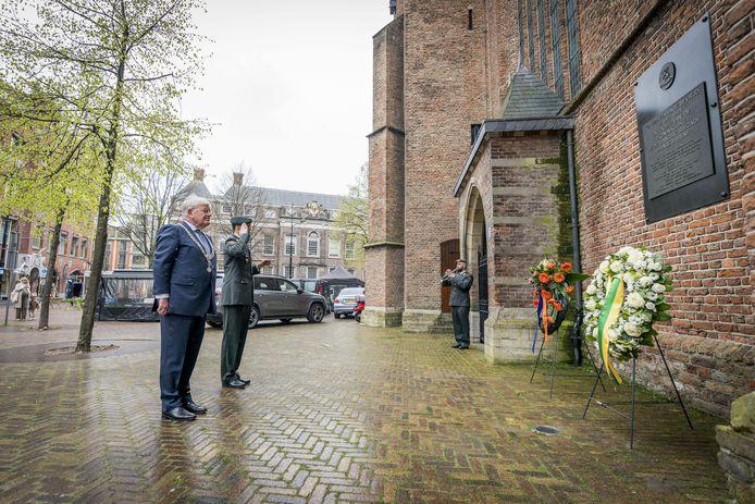 Op 8 mei 1945 werd den Haag bevrijd.