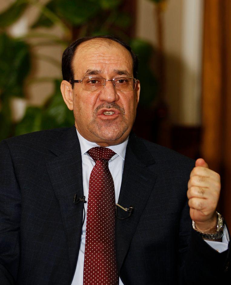 Nouri al-Maliki Beeld REUTERS