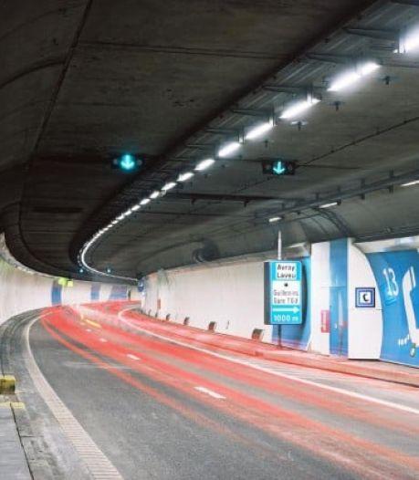 Le tunnel de Cointe est rouvert, mais la circulation à Liège est toujours compliquée